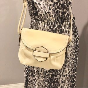 Ivory MoDA Tuck In Loop Crossbody
